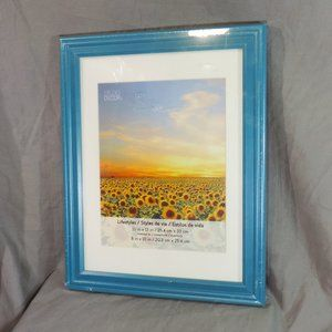 BLUE PICTURE FRAME | 8X10 | 10X13